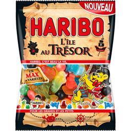 Bonbons assortiment L'île au Trésor