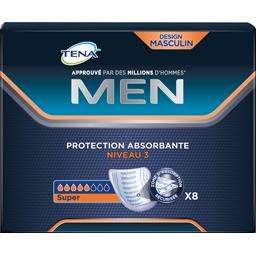 Men - Protection absorbante niveau 3 super