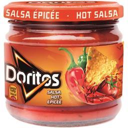 Salsa hot épicée, sauce tomate épicée
