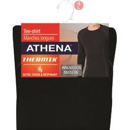 Tee-shirt manches longues Thermik T 6 noir
