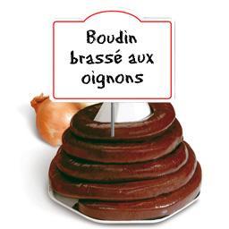 Boudin NOIR OIGNONS BRASSE