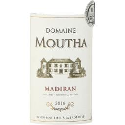 Madiran Domaine Moutha vin Rouge 2015
