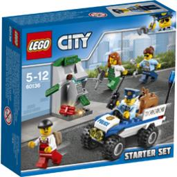 City - Ensemble de démarrage de la police