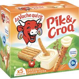 Pik & Croq' - Fromage et gressins saveur pizza