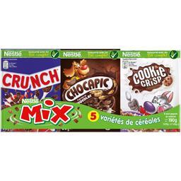 Mix 6 variétés de céréales