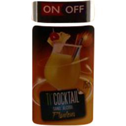 Cocktail sans alcool Planteur