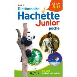 Dictionnaire hachette junior de poche CE-CM 8/11 ans