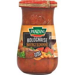 Sauce bolognaise bourguignonne