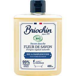 Fleur de Savon - Savon douche iris & pamplemousse
