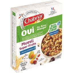 Muesli Super-Fruits
