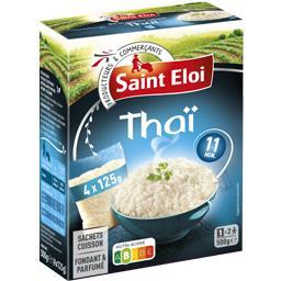 Riz Thaï 11 min