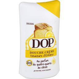 Douceurs d'Enfance - Douche crème quatre-quarts citr...
