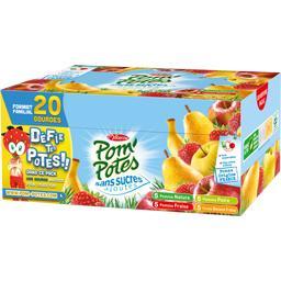 Pom'Potes - Assortiment de spécialité de fruits et p...