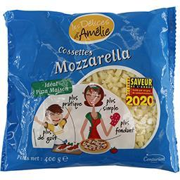 Cossettes mozzarella
