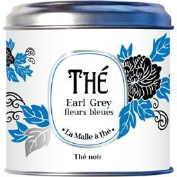 Thé Earl Grey fleurs bleues