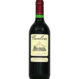 Vin de table Cabernet Sauvignon Merlot, vin rouge