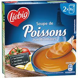 Soupe poissons aux aromates Liebig