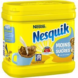 Nestlé Nestlé Chocolat Nesquik - Chocolat en poudre réduit en sucres
