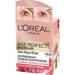 Age Perfect - Soin rose éclat Golden Age