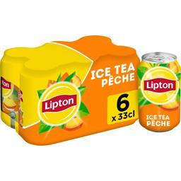Ice Tea - Boisson saveur pêche