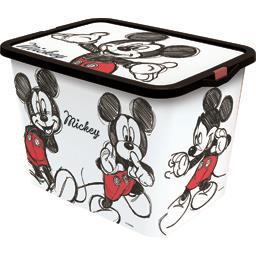 Boite de rangement Click 23 l Mickey Fancy