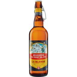 Bière La Blonde
