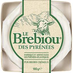 Fromage des Pyrénées pur brebis crémeux