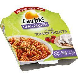Sans Gluten - Fusilli tomate ricotta
