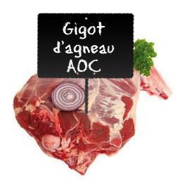 AGNEAU Gigot AOC