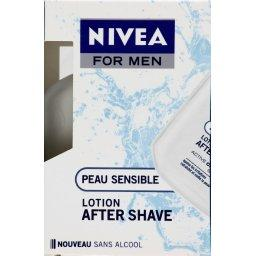 For Men - Lotion After Shave peau sensible sans alcool