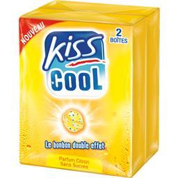 Bonbons parfum citron sans sucres