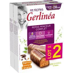 Gerlinéa Mon Repas - Barre saveur caramel