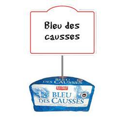 Bleu des causses AOP 30% de MG