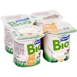 Yaourt à la vanille de Madagascar au lait entier BIO