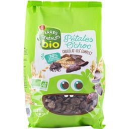 Pétales O'Choc chocolat & blé complet BIO