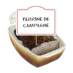 Le Cendray, terrine de CAMPAGNE