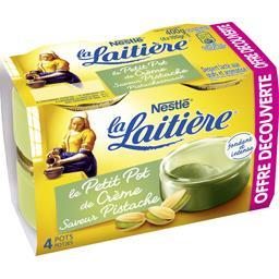 Le Petit Pot de Crème saveur pistache