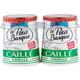 Caillé vanille