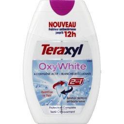 Dentifrice + solution dentaire 2en1 OxyWhite