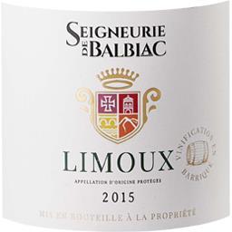 Limoux vin Blanc sec 2015