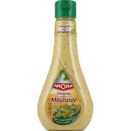 Vinaigrette moutarde légère