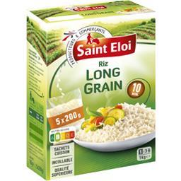 Riz long grain cuisson 10 min