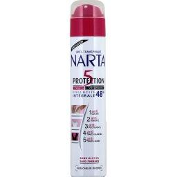 Anti-transpirant 5 Protection peau + vêtements