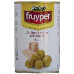 Olives farcies à la pâte de thon