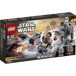 Star Wars - Microfighters Ski Speeder 6-12