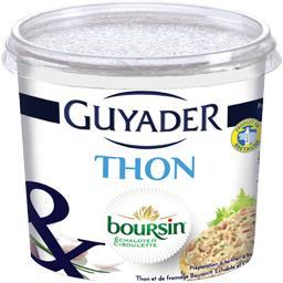 Préparation à tartiner thon Boursin échalote & cibou...