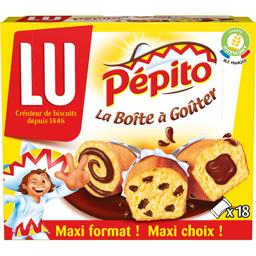 Pépito - Assortiment de gâteaux La Boîte à Goûter
