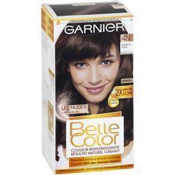 Belle Color - Coloration marron nude 4N
