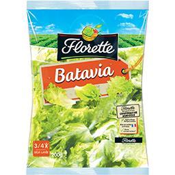 Florette Batavia, prêt à consommer, le paquet de 200g