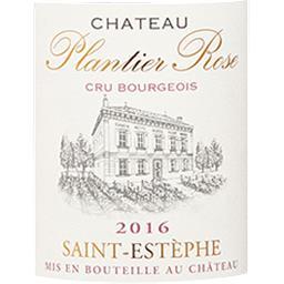 Saint-Estèphe Château Plantier Rose - Cru Bourgeois ...